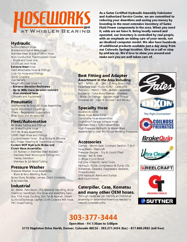 Resources - Whisler Bearings & Drives