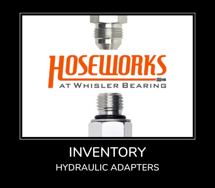 Inventory - Hydraulic Adapters