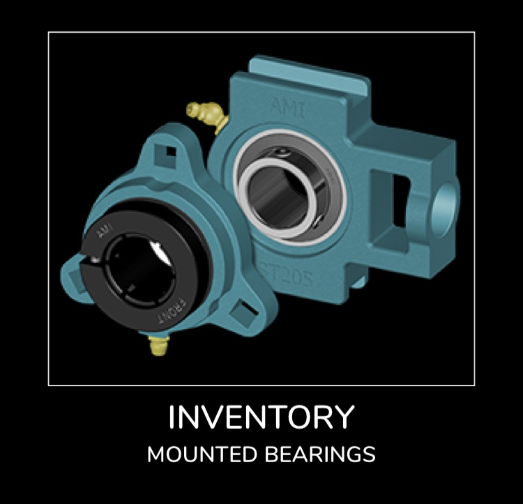 Inventory - Mounted Bearings
