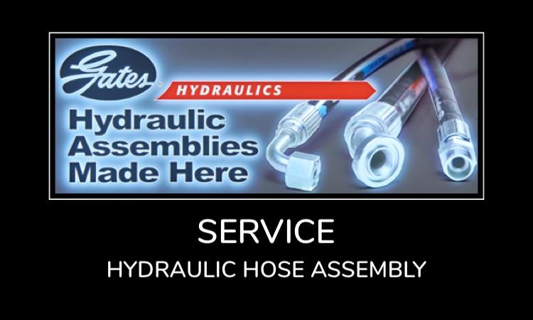 Service - Hydraulic Hose Assembly
