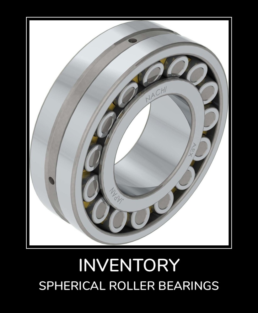 Inventory - Spherical Roller Bearings