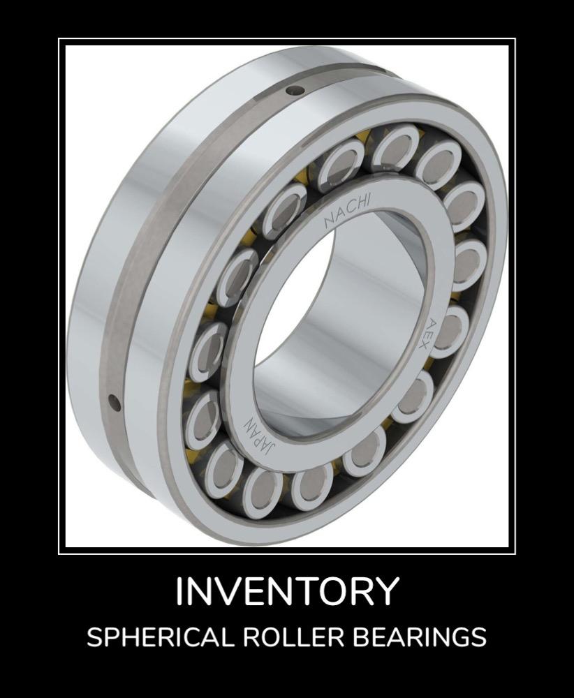 Inventory - Spherical Roller Bearings