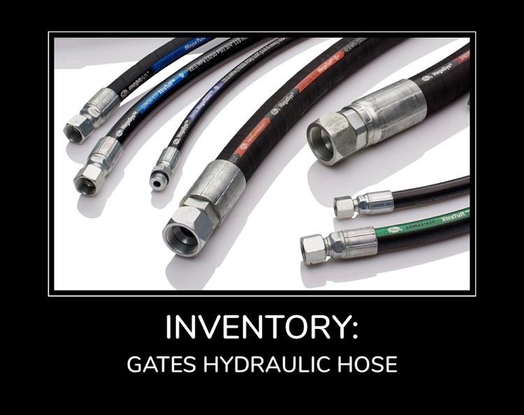 Inventory - Gates Hydraulic Hose