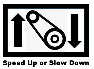 Speed Up or Slow Down?