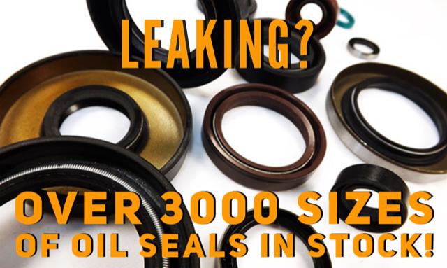 Oil Seals Leaking?
