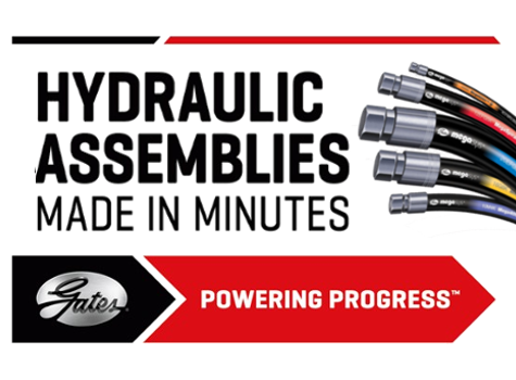 Hydraulic Assemblies Made in Minutes