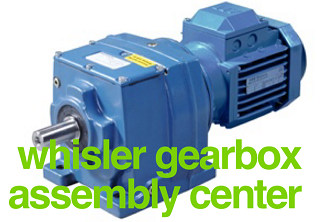 Whisler Gearbox Assembly Center