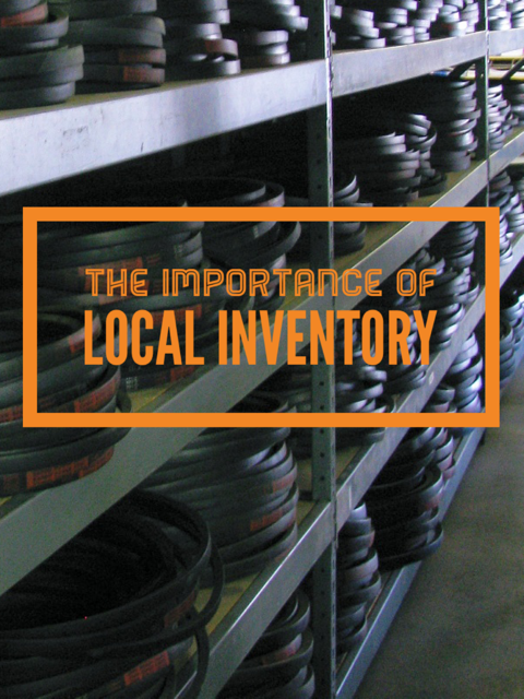 The Importance of Local Inventory